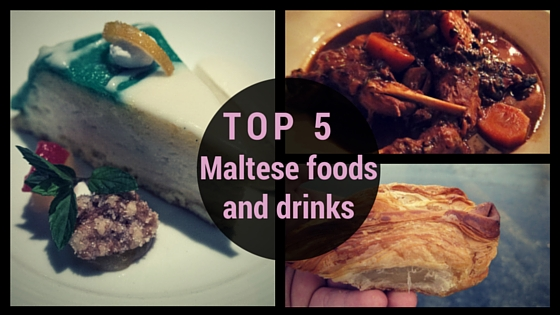 Top 5 Maltese foods and drinks you must try