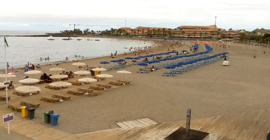 Playa de la Vistas