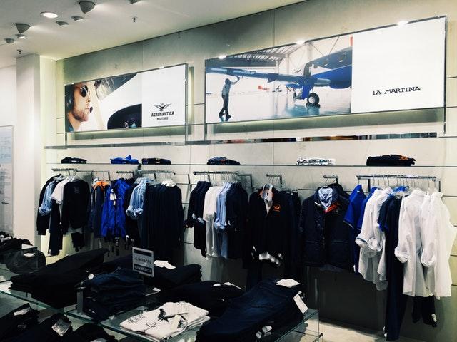 Shopping in Riga